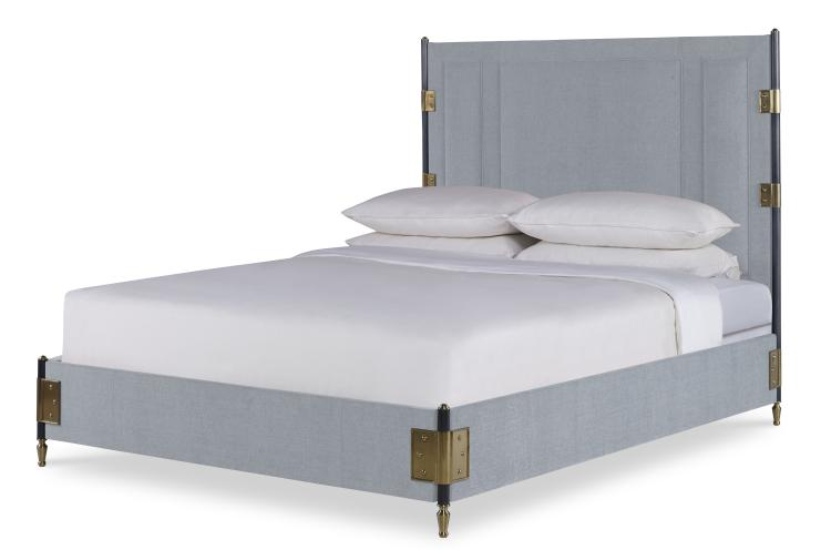 C79-126 - Townsend Upholstered Bed - King Size 66床